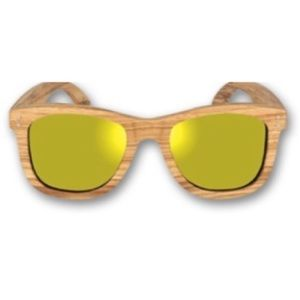 Joe Fresh Bamboo Glasses